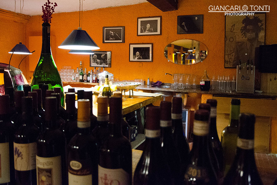 Il bar - Osteria della Vigna
