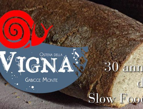 30 anni di Slow Food alla ricerca delle ricette dimenticate