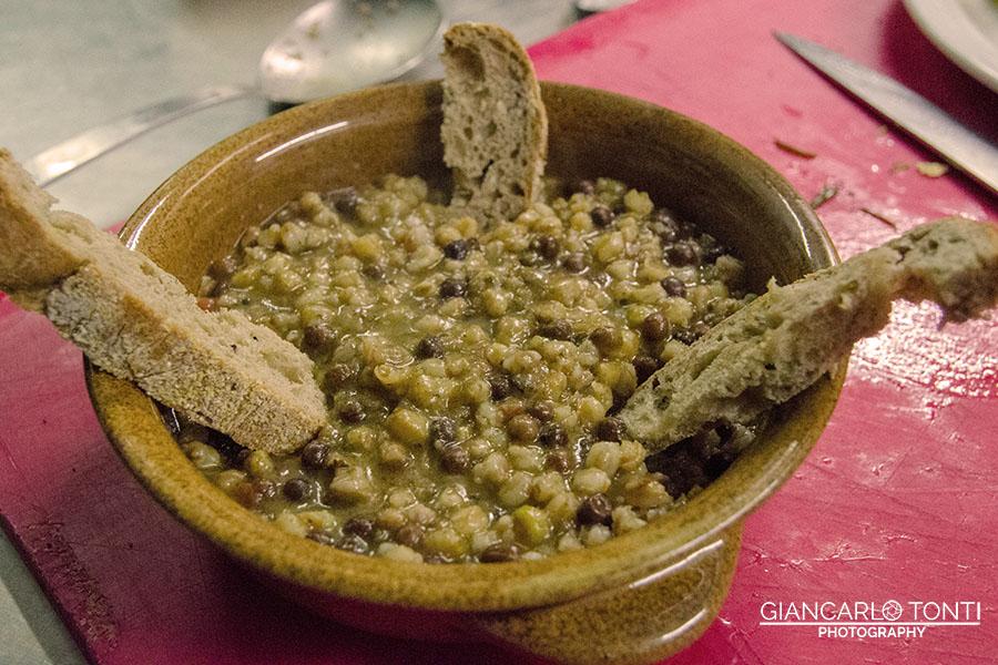 Zuppa - Osteria della Vigna