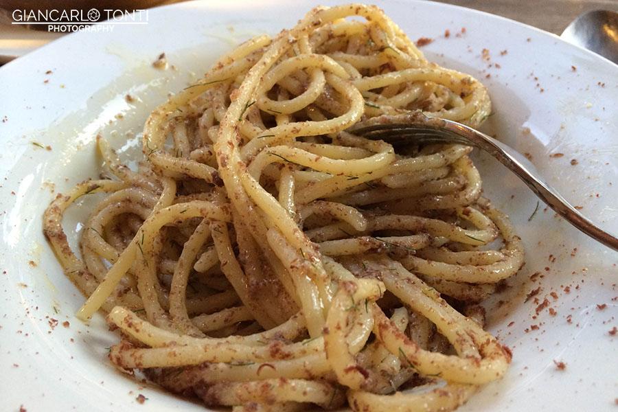 Spaghetti - Osteria della Vigna