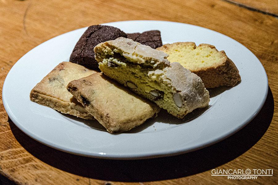Biscotti secchi - Osteria della Vigna