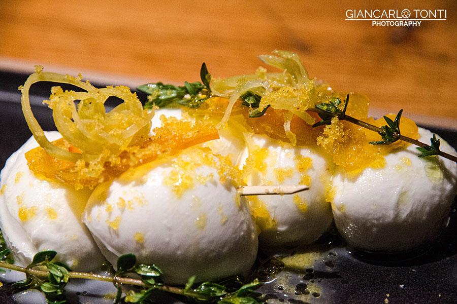 Bocconcini - Osteria della Vigna
