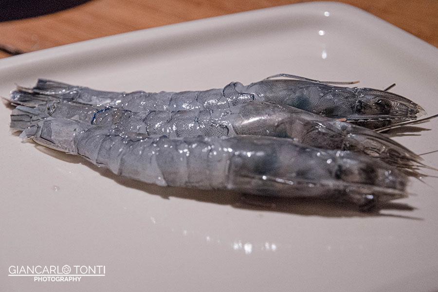 Gambero blu - Osteria della Vigna