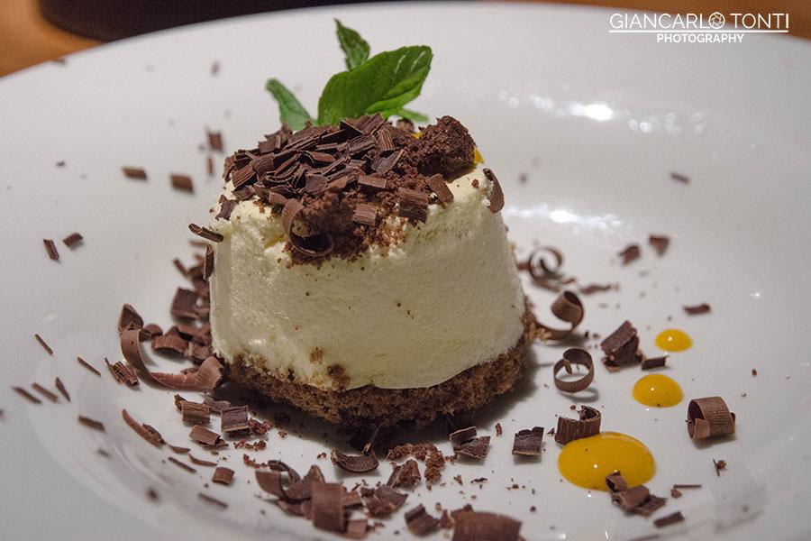 Cheesecake - Osteria della Vigna