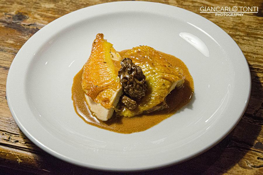 Pollo - Osteria della Vigna