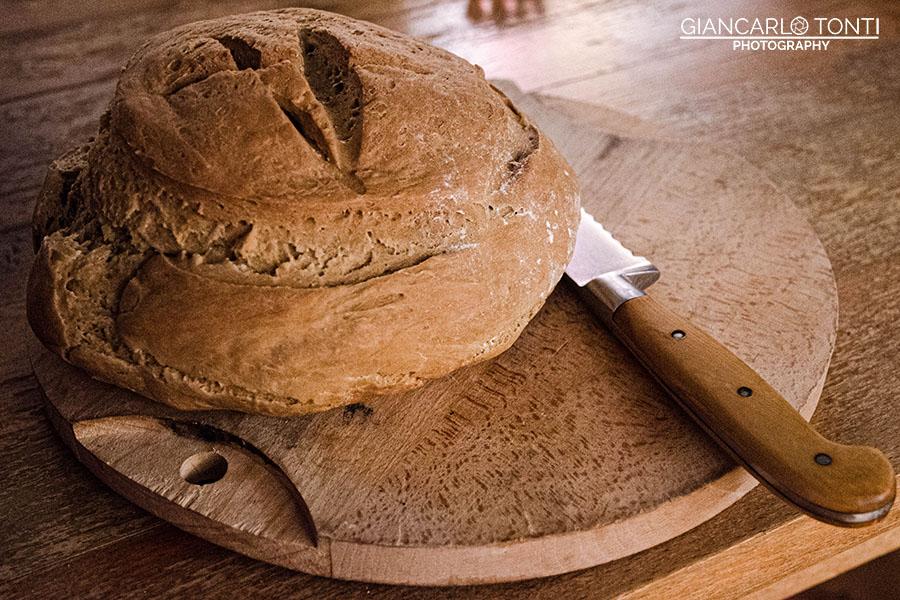 Pane artigianale - Osteria della Vigna