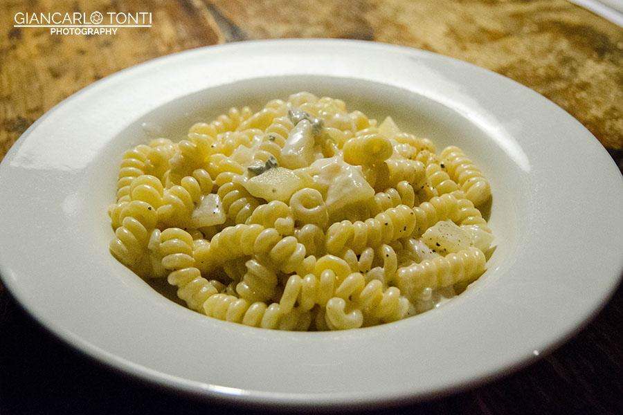 Pasta - Osteria della Vigna