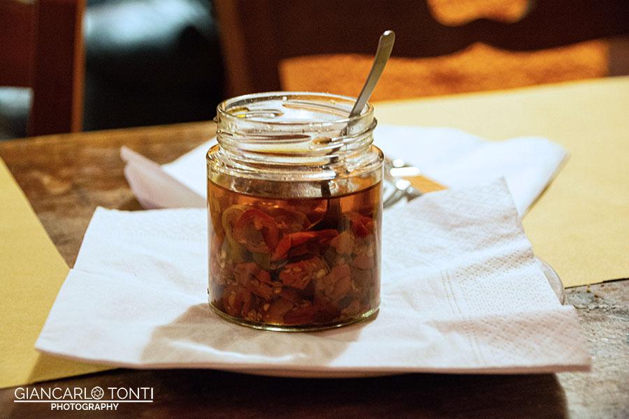 Peperoncini piccanti - Osteria della Vigna