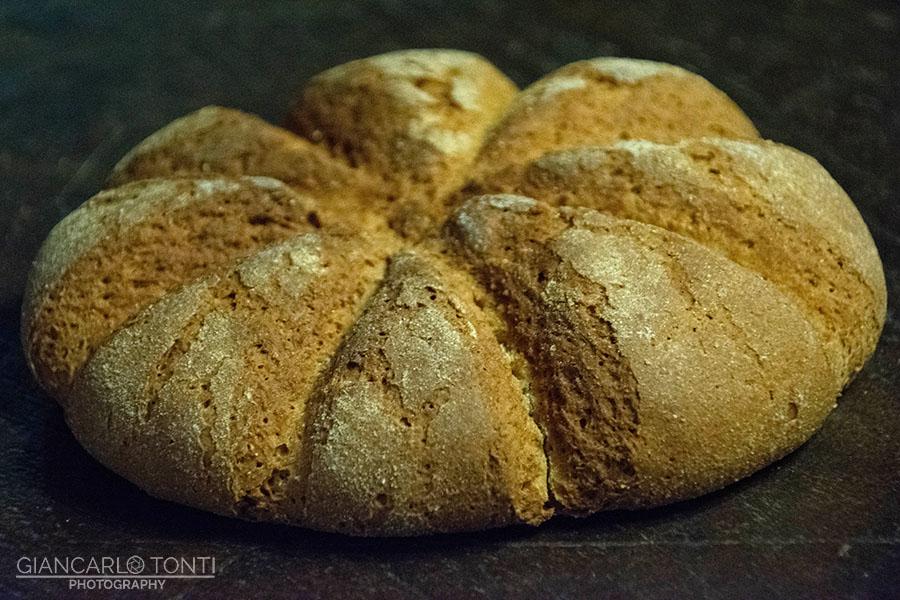 Pane al farro - Osteria della Vigna